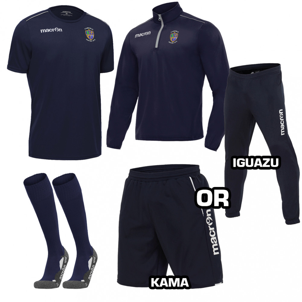 Fairfield United - Training Pack (Navy)