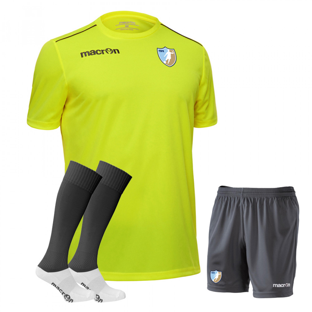 Fundamental Sports - Kit Set (Neon Yellow)