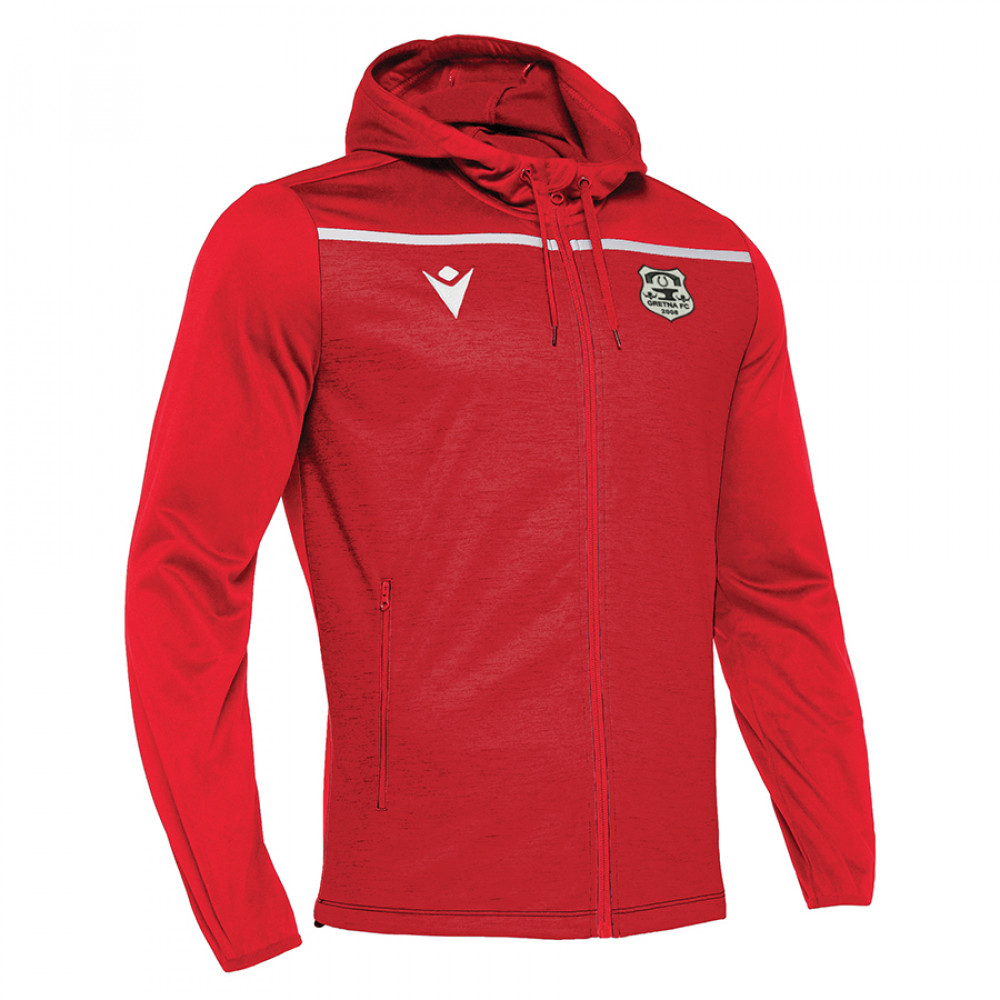 Gretna FC - Aether Hoody (Red) Kids