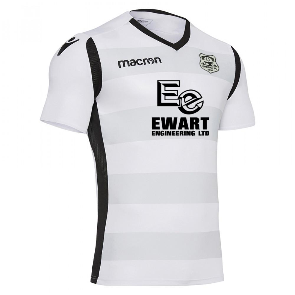Gretna FC - Home Shirt