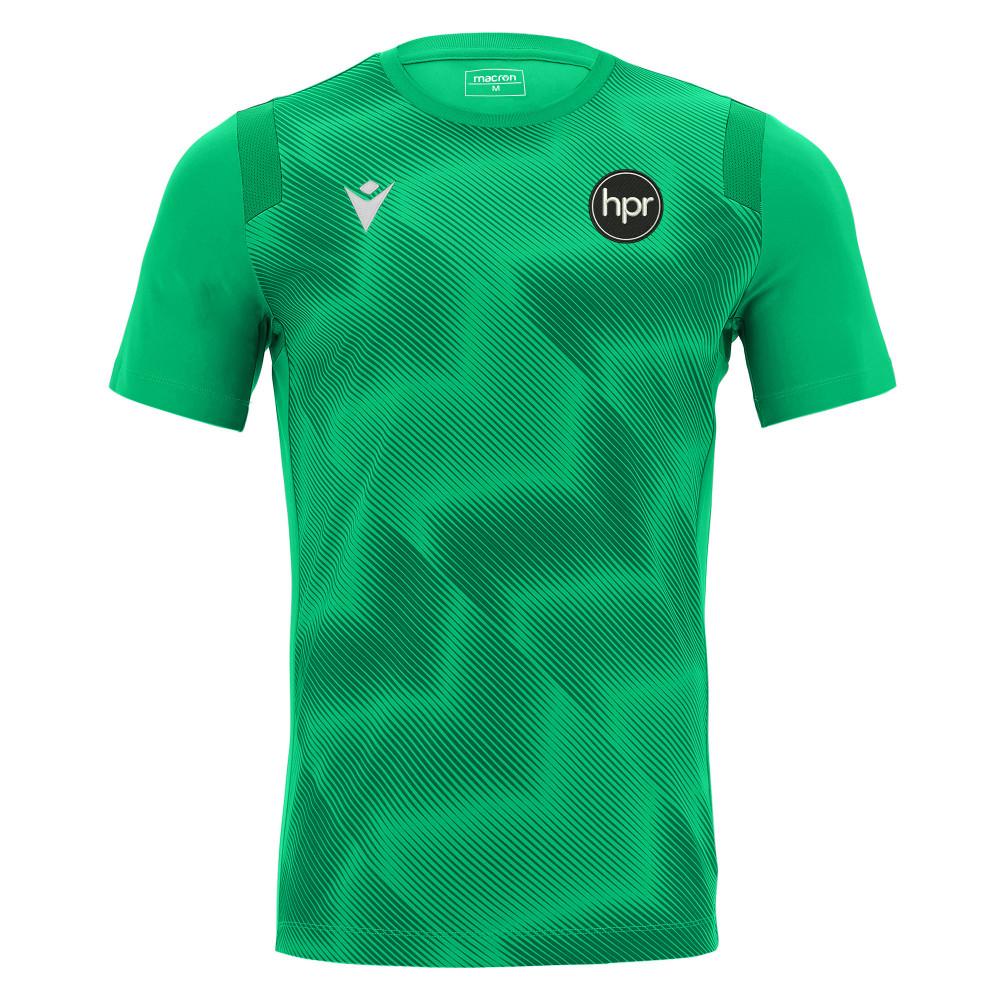 Heath Park Rangers - Match Shirt Rodders (Green) Kids
