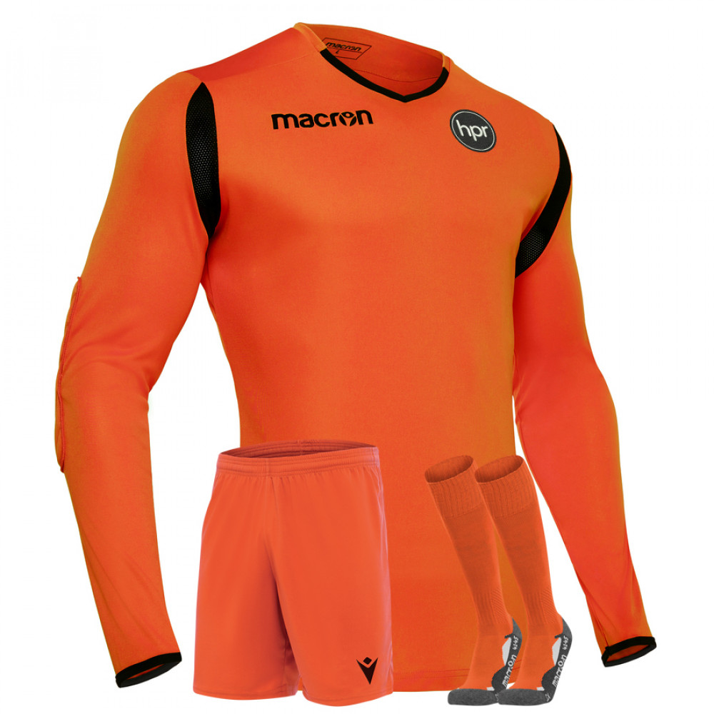 Heath Park Rangers - GK Kit (Orange)