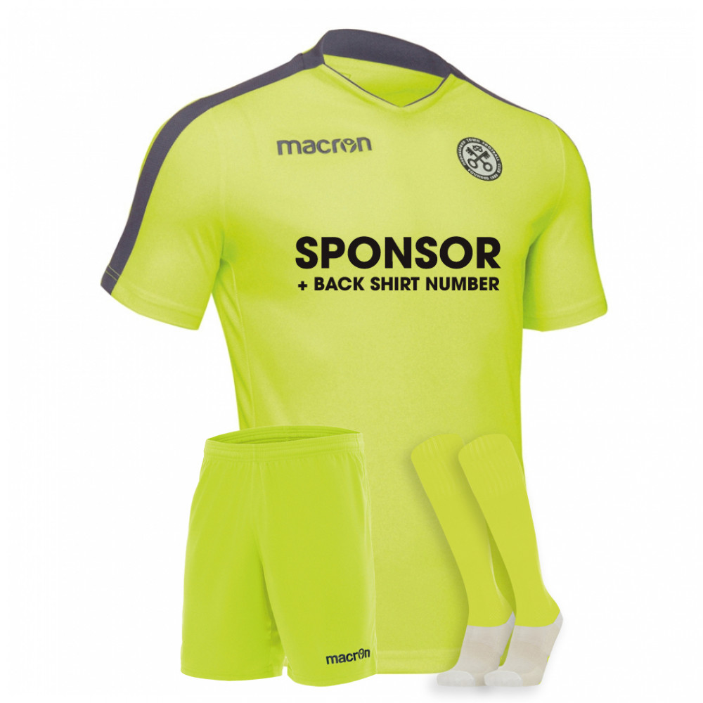 Hednesford Town Youth - Away Kit (19/20) Kids