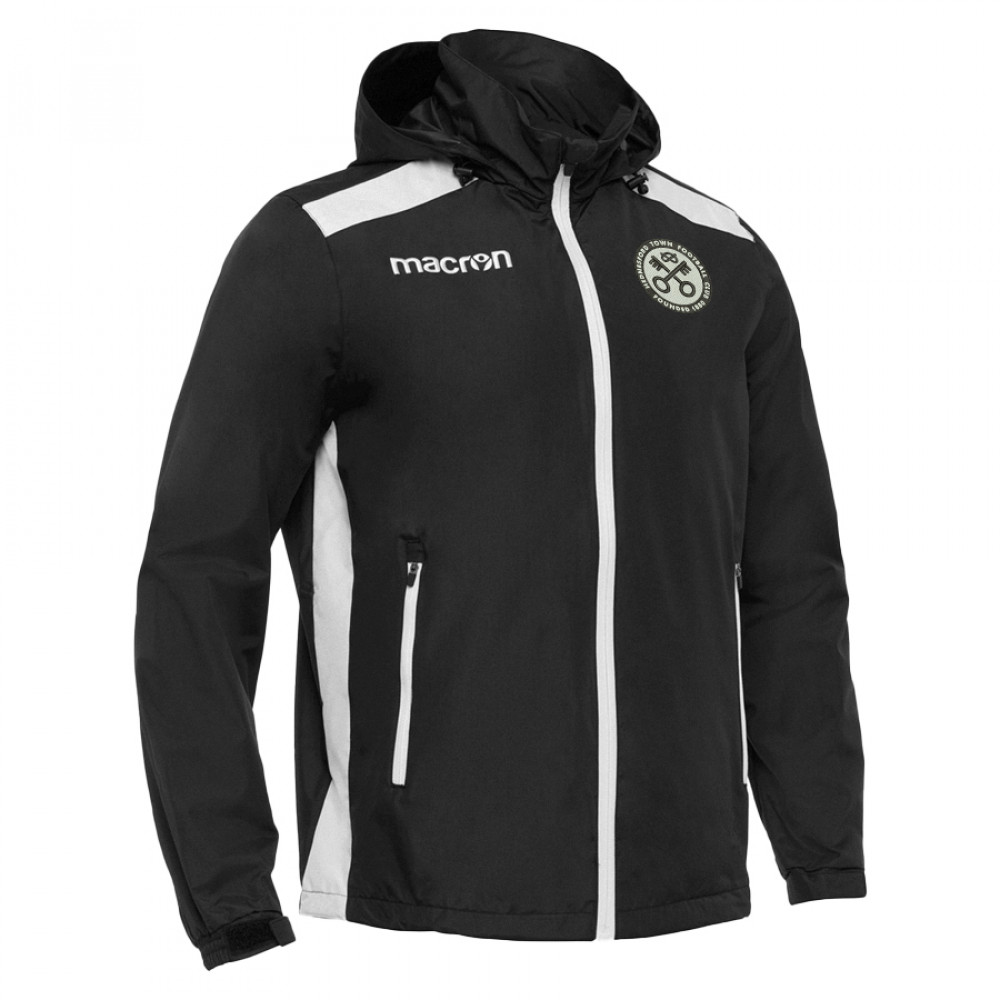 Hednesford Town Youth - Calgary Jacket (Black)