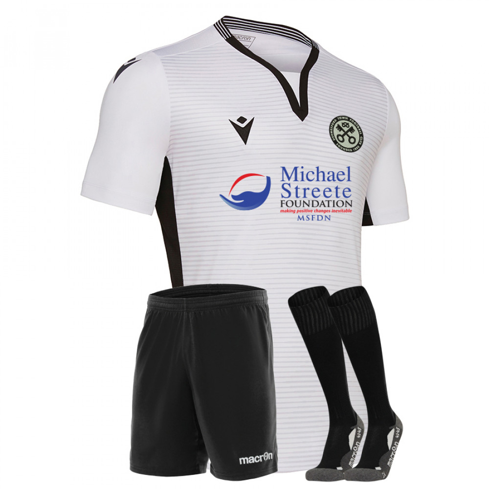 Hednesford Town Youth - Home Kit (19/20)