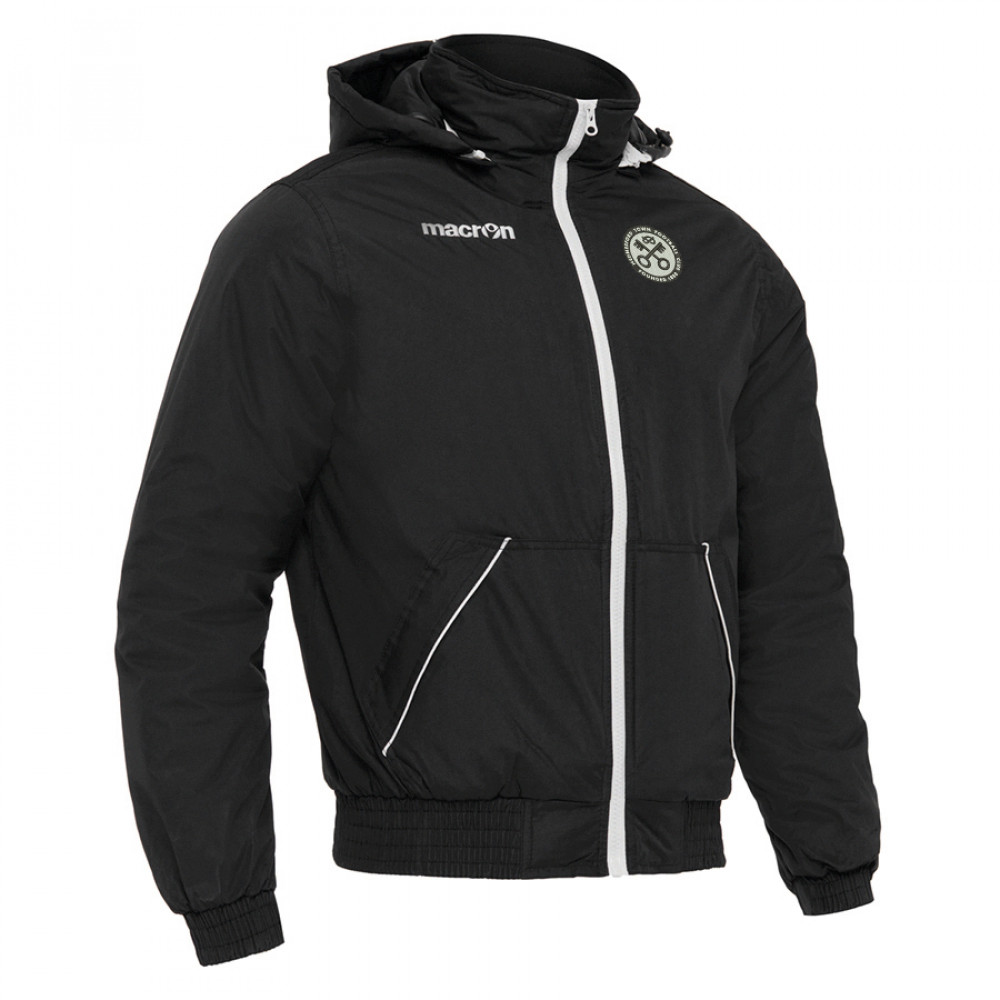 Hednesford Town FC - Moscow Jacket (Black)