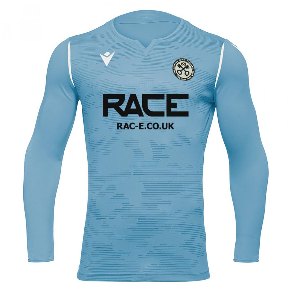 Hednesford Town FC - Away GK Shirt (20/21)