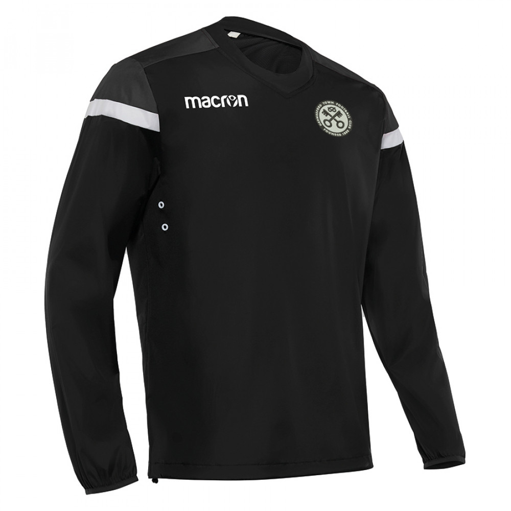 Hednesford Town FC - Zurich Jacket (Black)