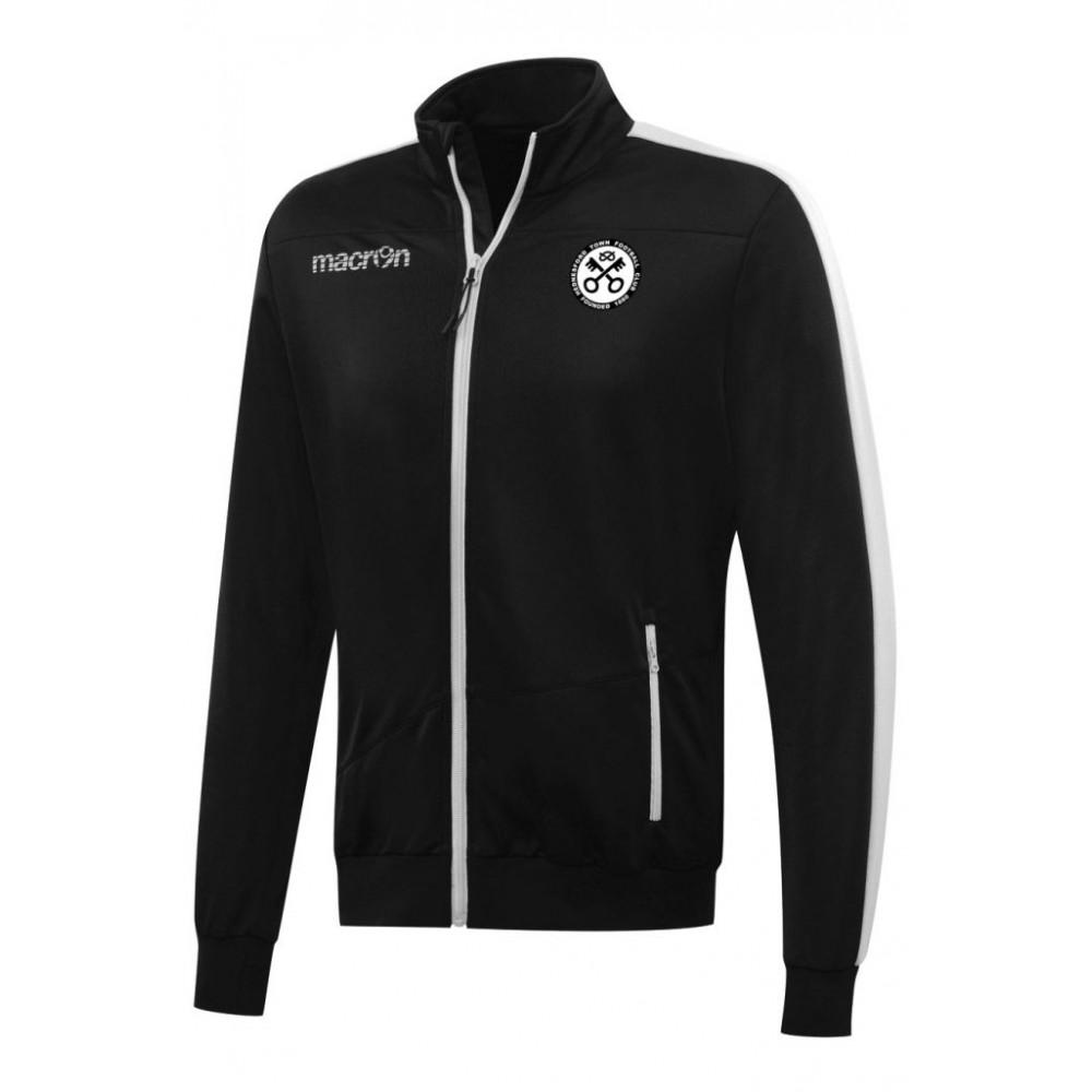 Hednesford Town FC - Opi Top (Black)