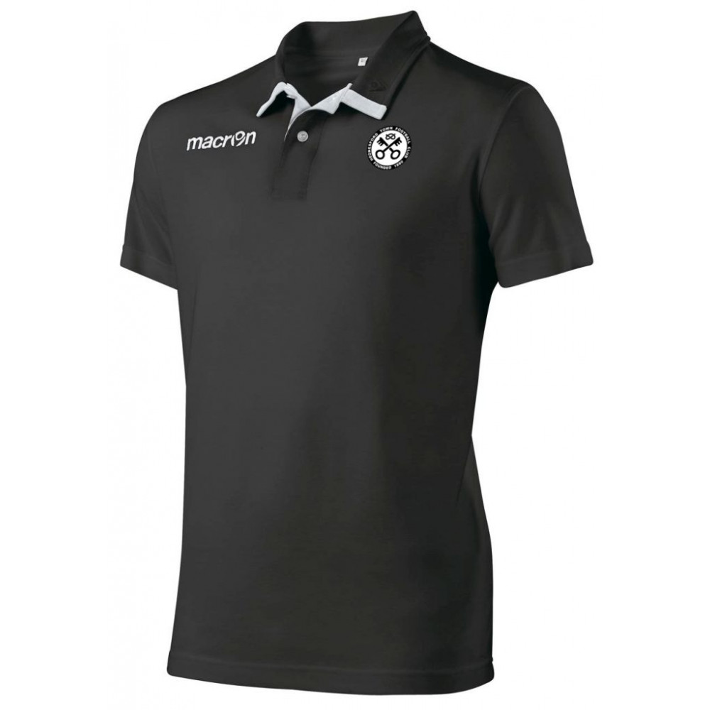 Hednesford Town Youth - Swing Polo (Black)