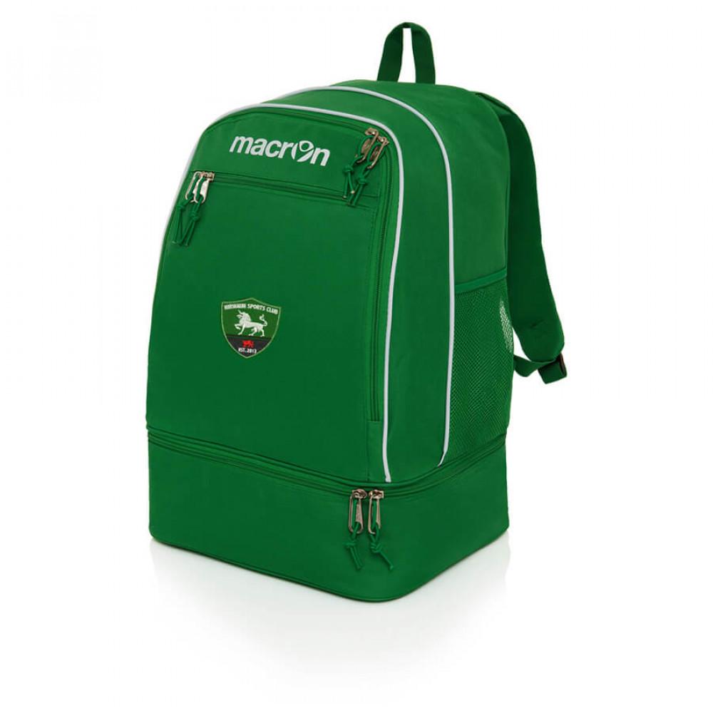 Hirwaun Sports - Maxi-Academy Rucksack (Green)
