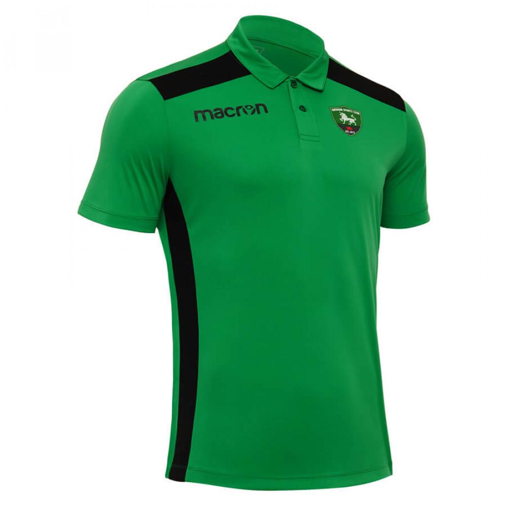 Hirwaun Sports - Folk Polo (Green)