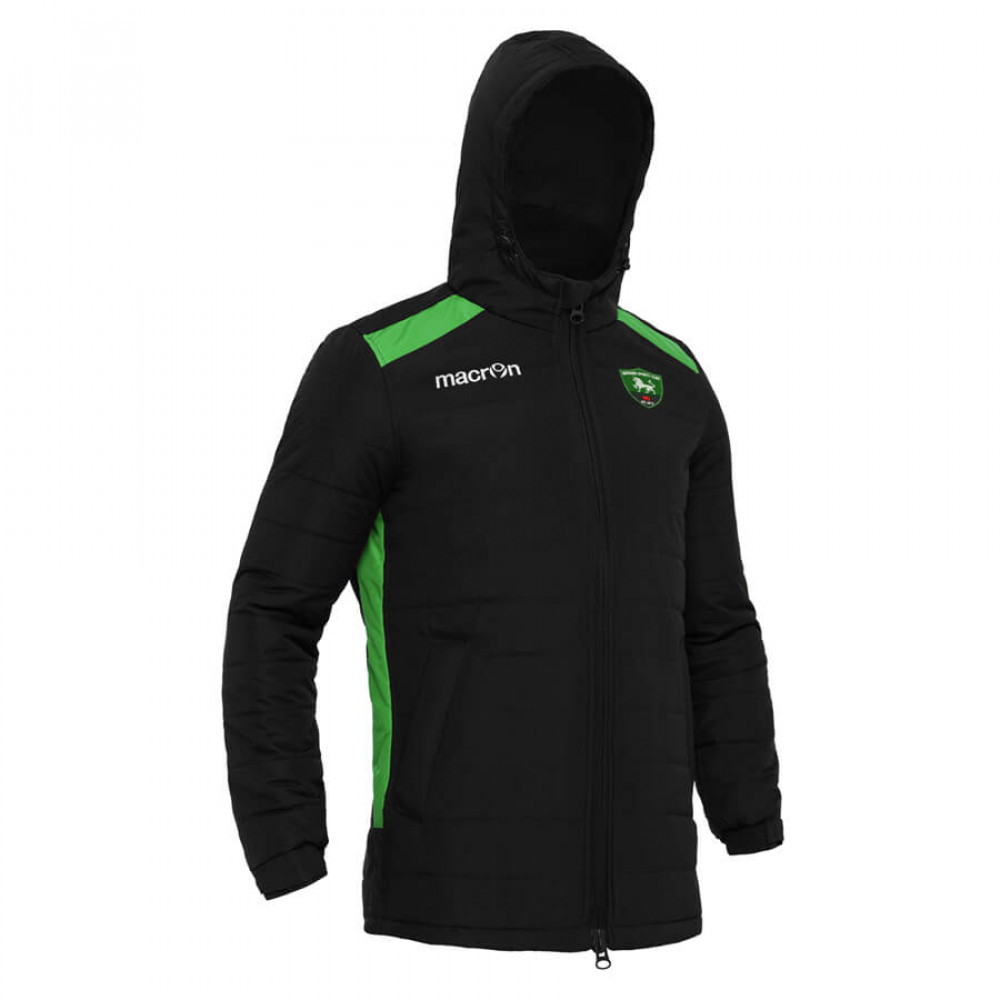 Hirwaun Sports - Talnach (Black / Green)