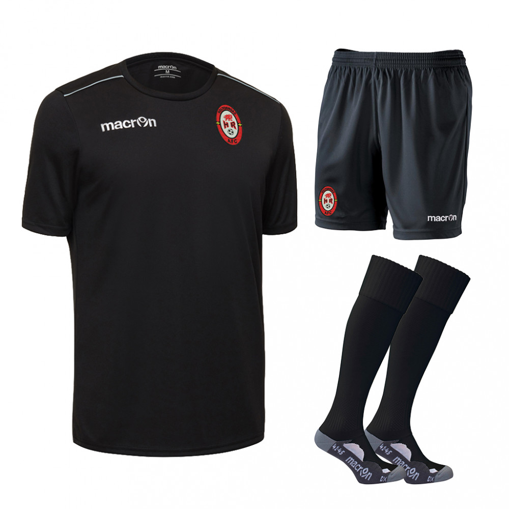 Holton Road AFC - Coach Pack (Black)