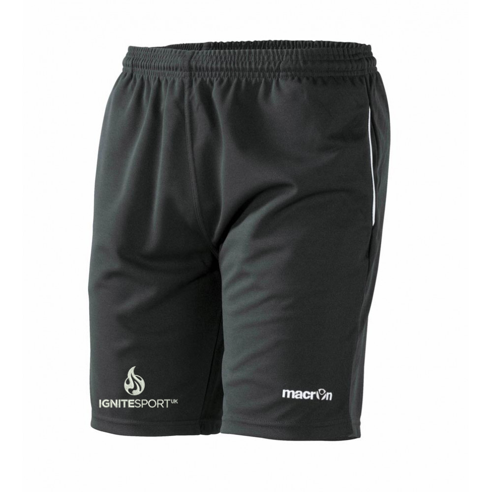 Ignite Sport - Draco Shorts (Black)