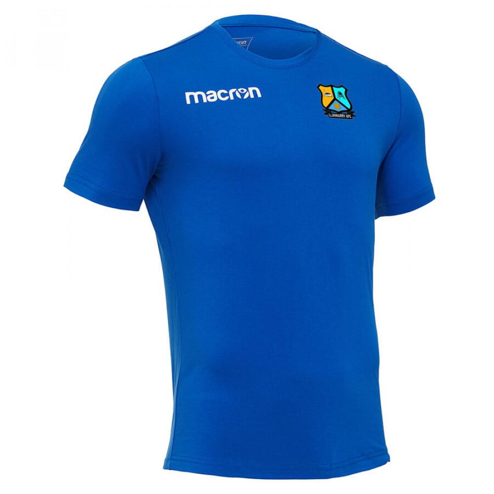 Llanharry AFC - Boost T-Shirt (Royal) Kids