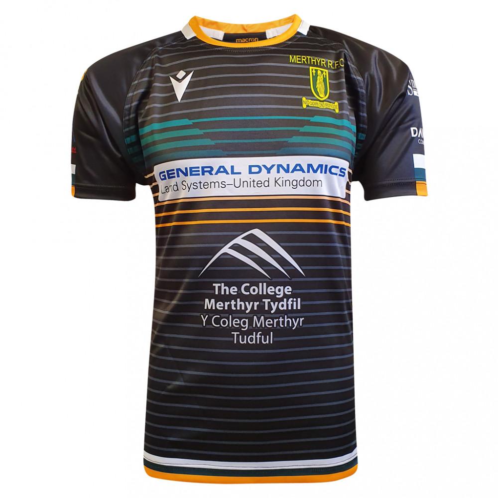 Merthyr RFC - Away Shirt 19/20