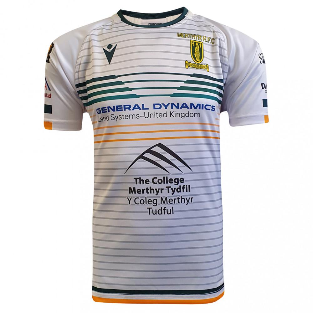Merthyr RFC - Home Shirt 19/20 Kids