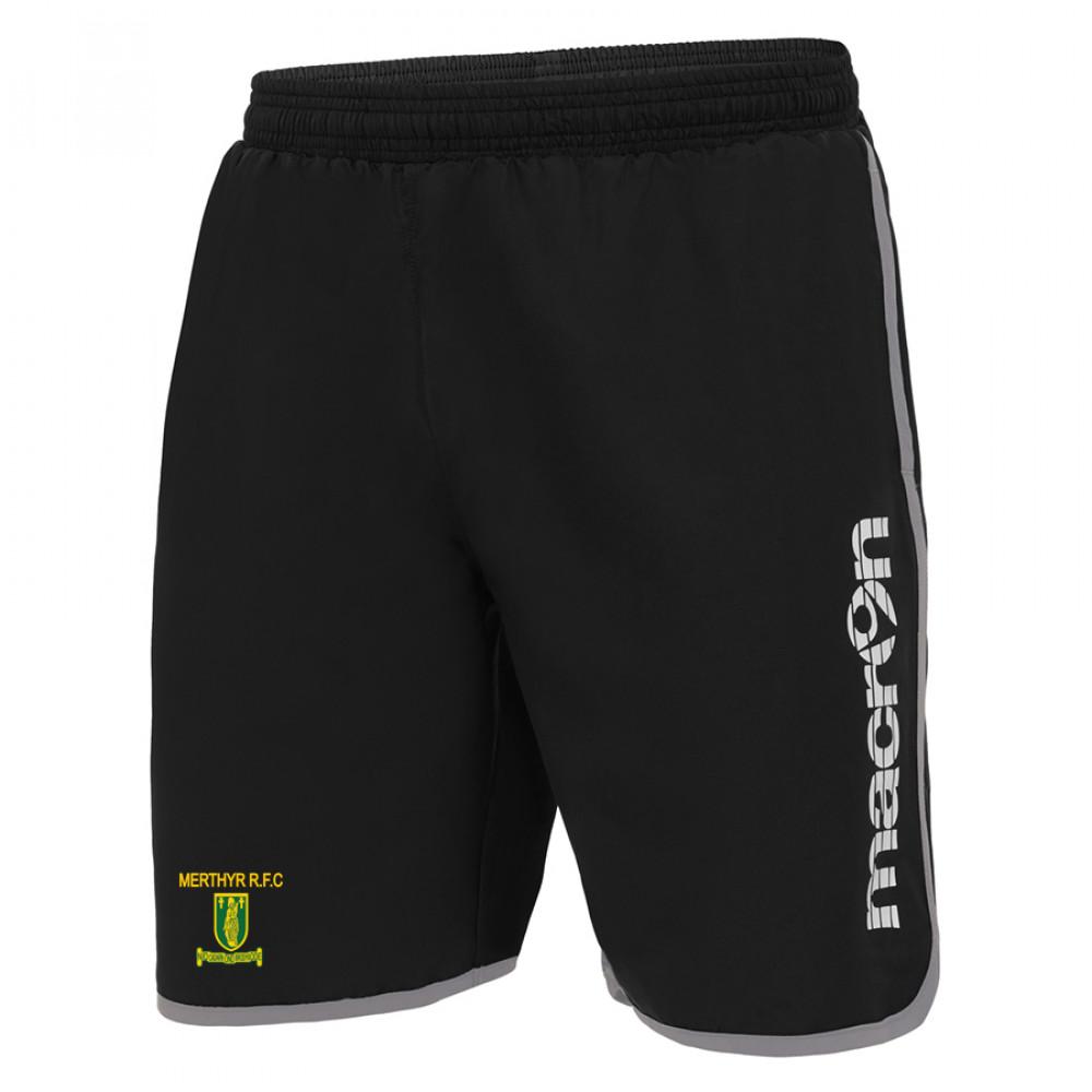 Merthyr RFC - Bazalt Shorts (Black)