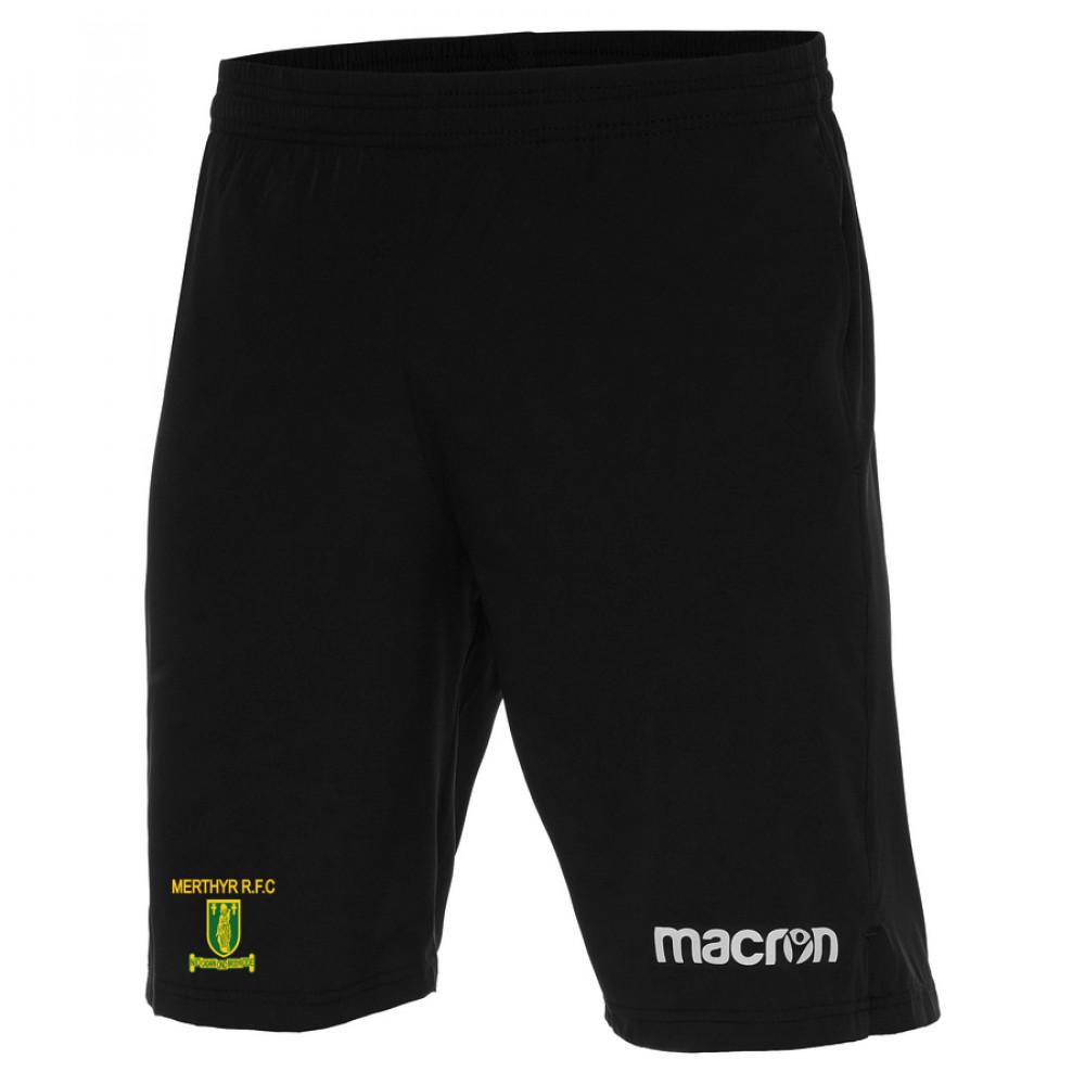 Merthyr RFC - Raggae Shorts (Black)