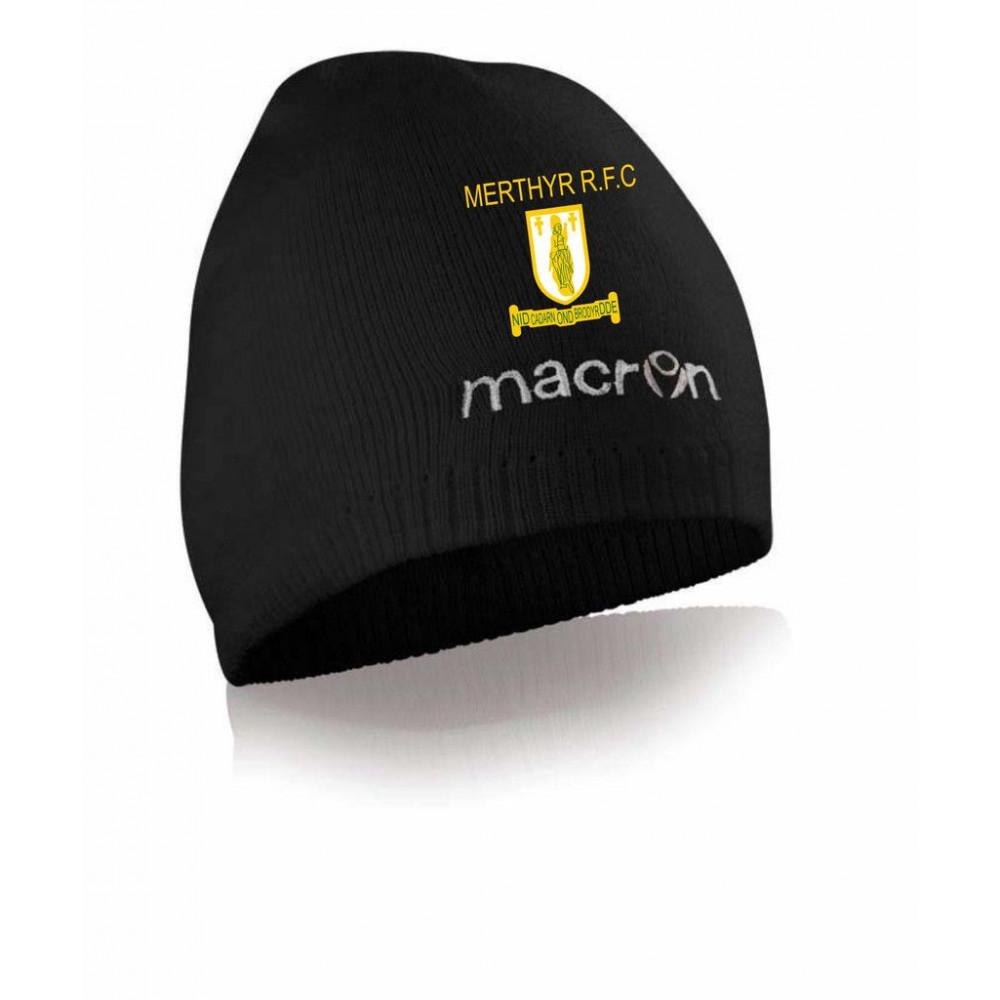 Merthyr RFC - Beany Hat (Black)
