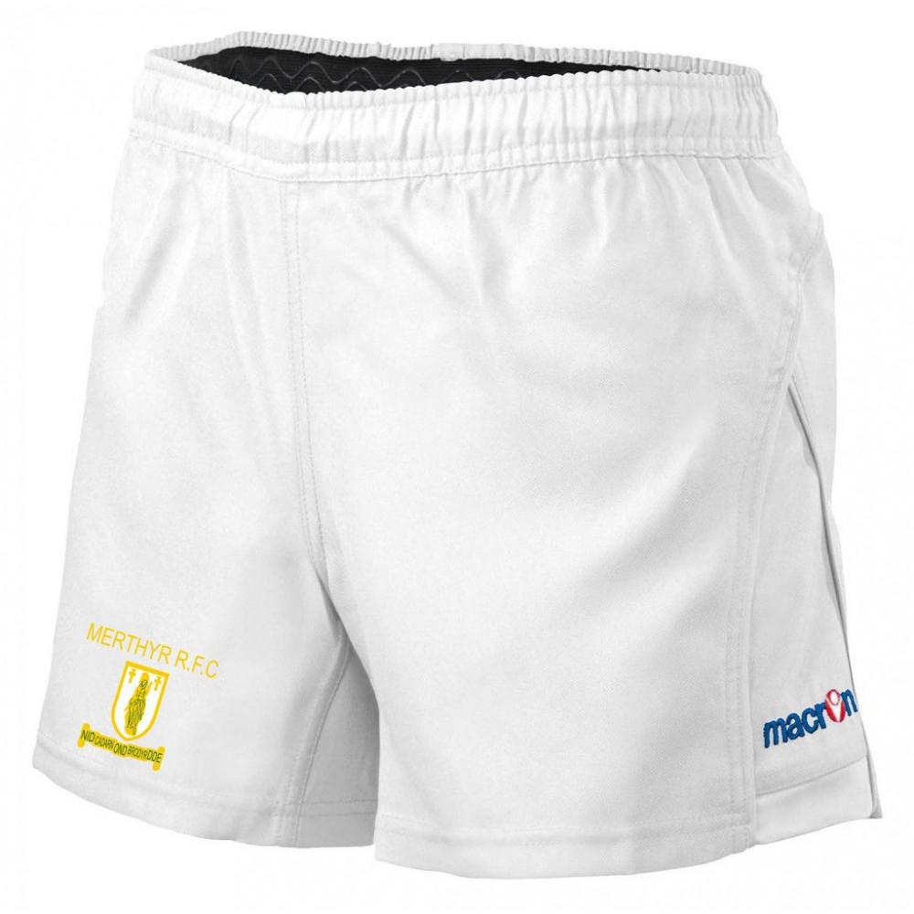 Merthyr RFC - Febe Shorts (White)