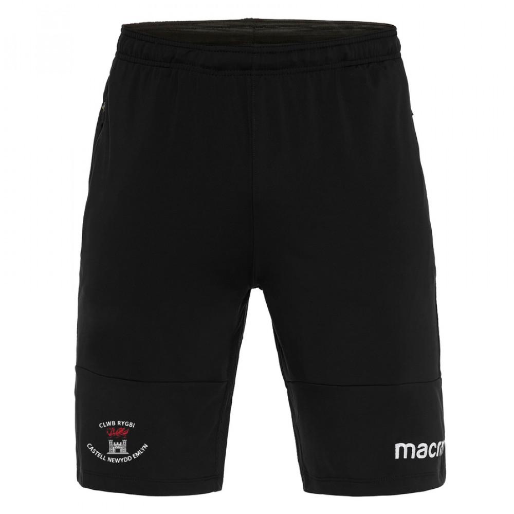 Newcastle Emlyn RFC - Danube Shorts (Black)