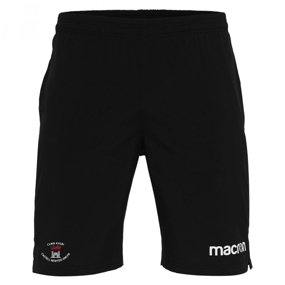 Newcastle Emlyn RFC - Reggae Shorts (Black)