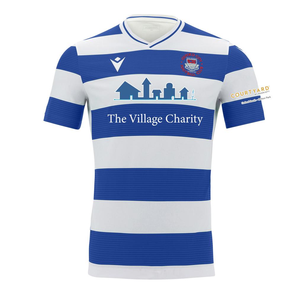 Oxford City - Home Shirt 21/22