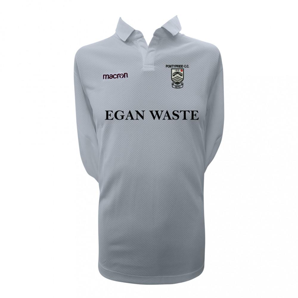Pontypridd CC - Shirt (L/S)