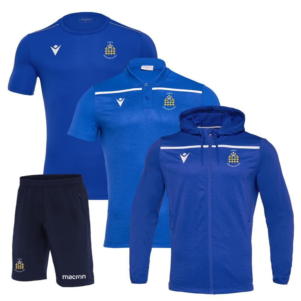 Porth Harlequins RFC - Pack (Royal Blue)