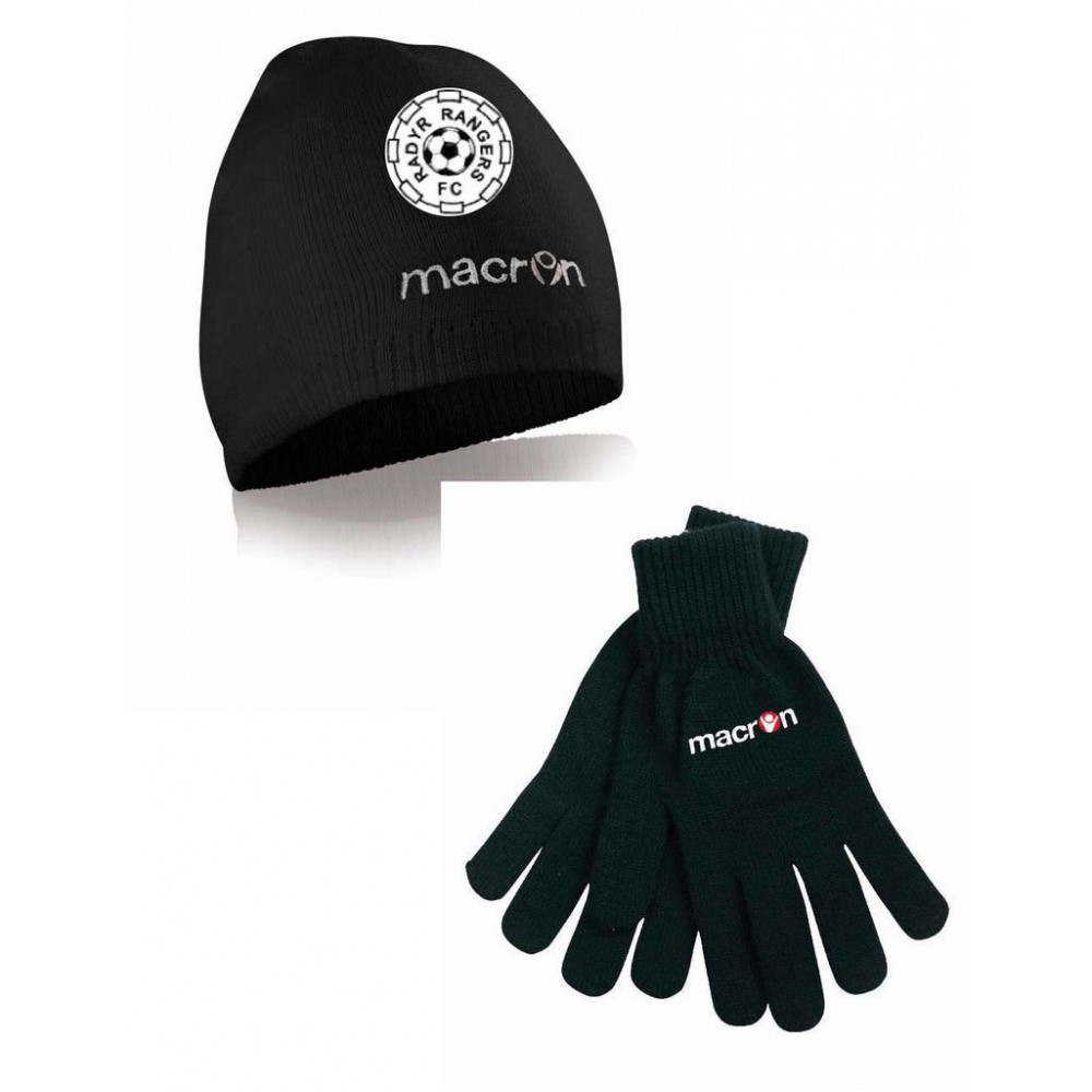 Radyr Rangers FC - Hat and Gloves