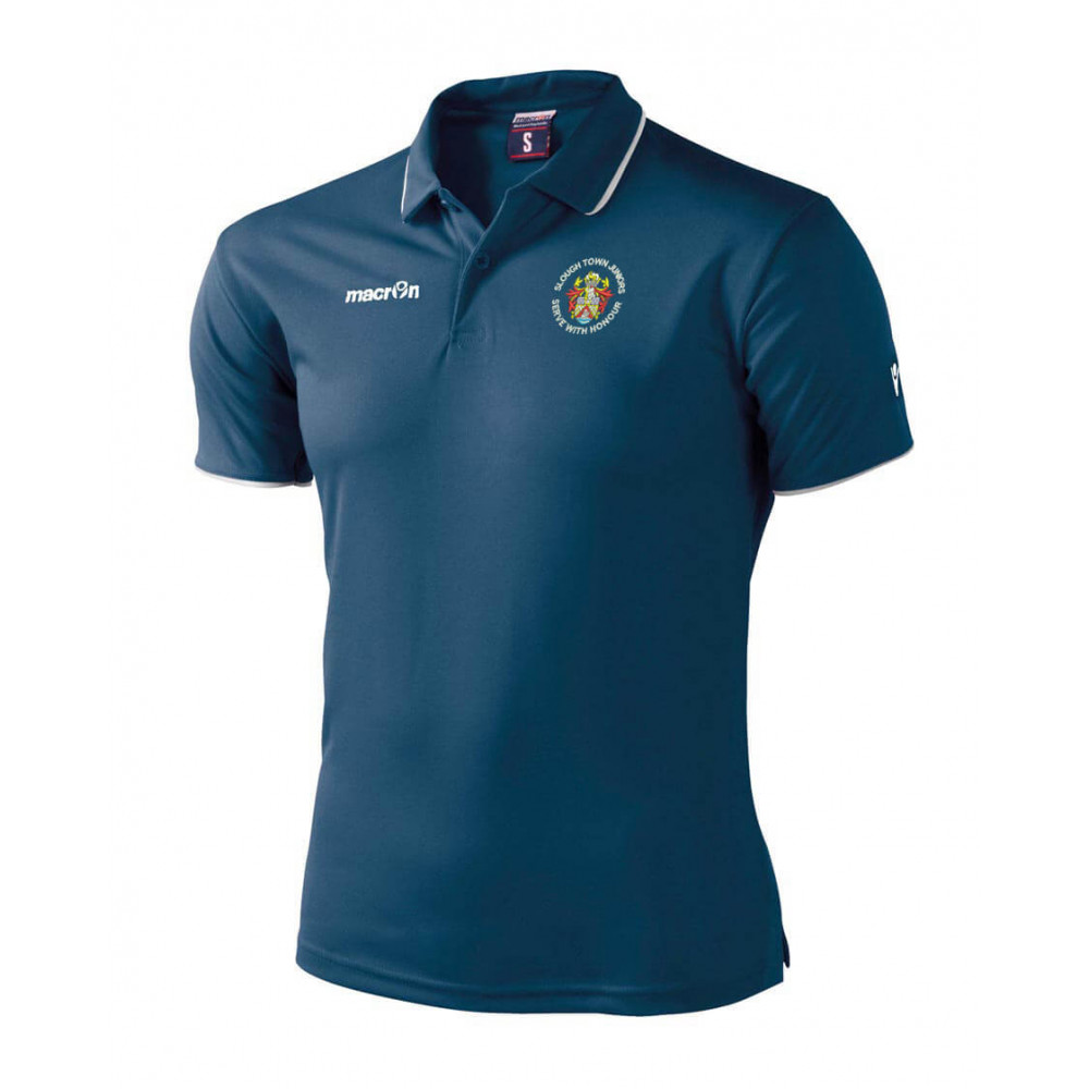 Slough Town Juniors - Draco Polo (Navy)
