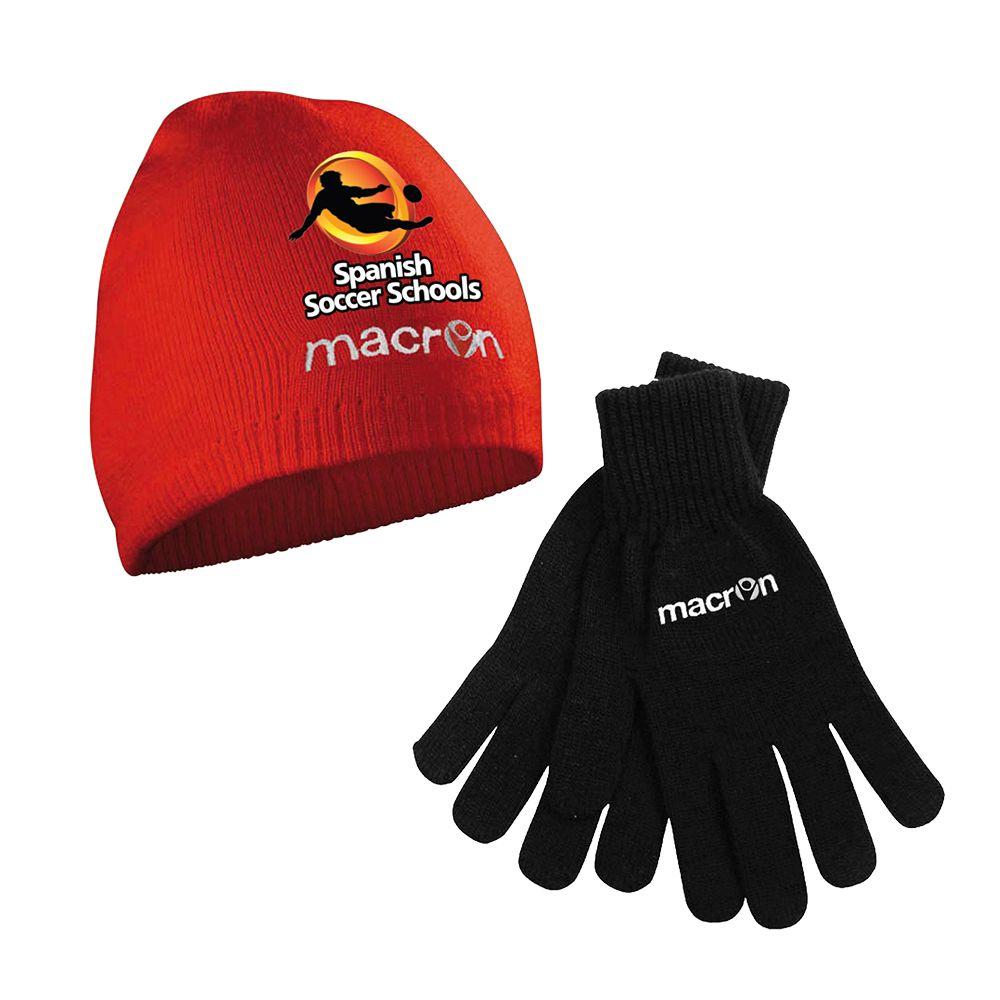 Spanish Soccer Schools - Hat & Gloves