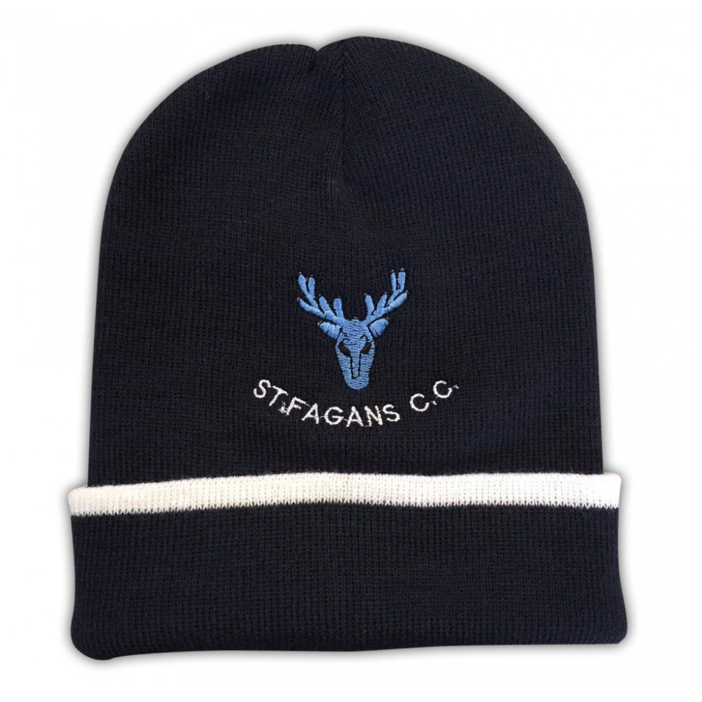 St Fagans Cricket Club - New Beanie