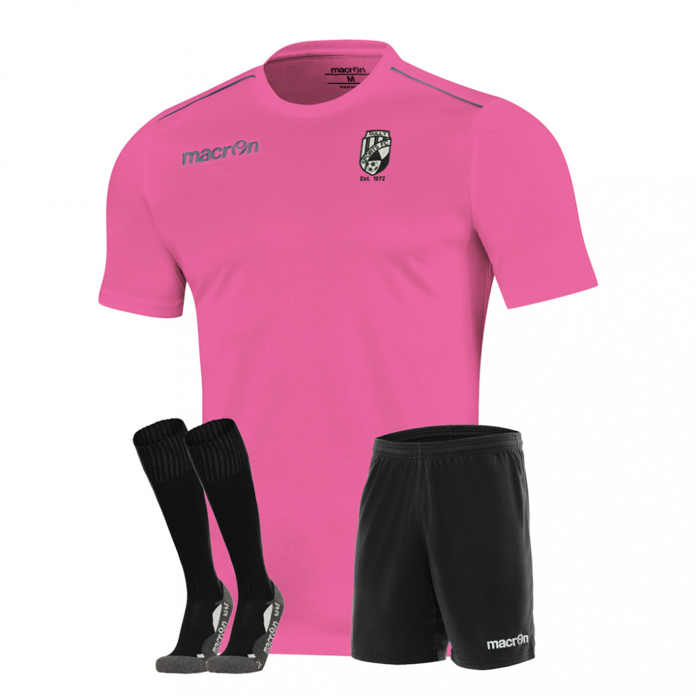 Sully Sports FC - Pink Kit