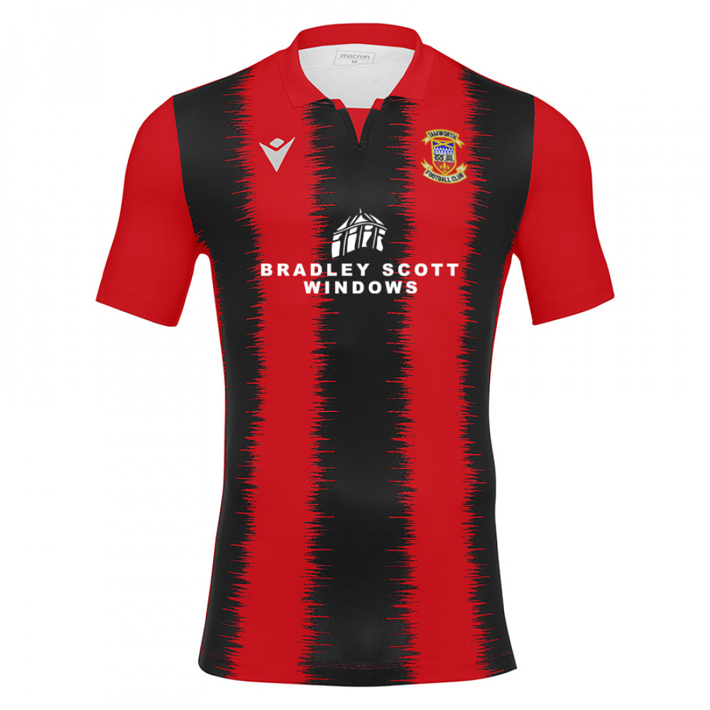 Tamworth FC - Home Shirt (20/21) [CONTACT TAMWORTH FC TO ORDER YOURS]