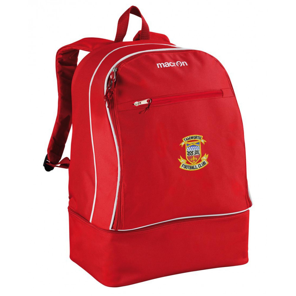 Tamworth FC - Academy Backpack (Red)