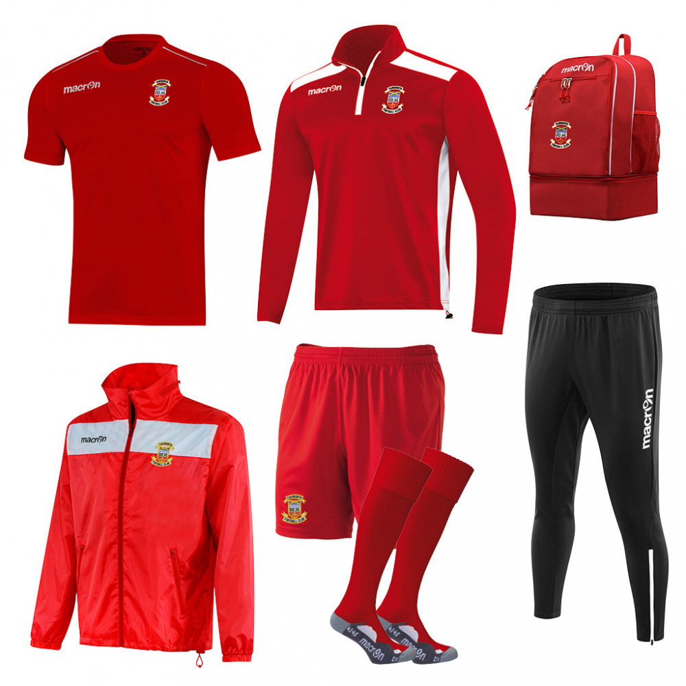 Tamworth FC - Academy Pack