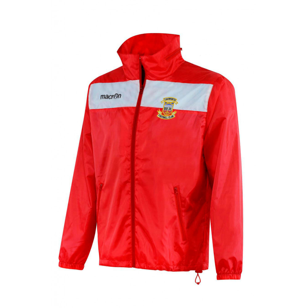 Tamworth FC - Nassau Jacket (Red)