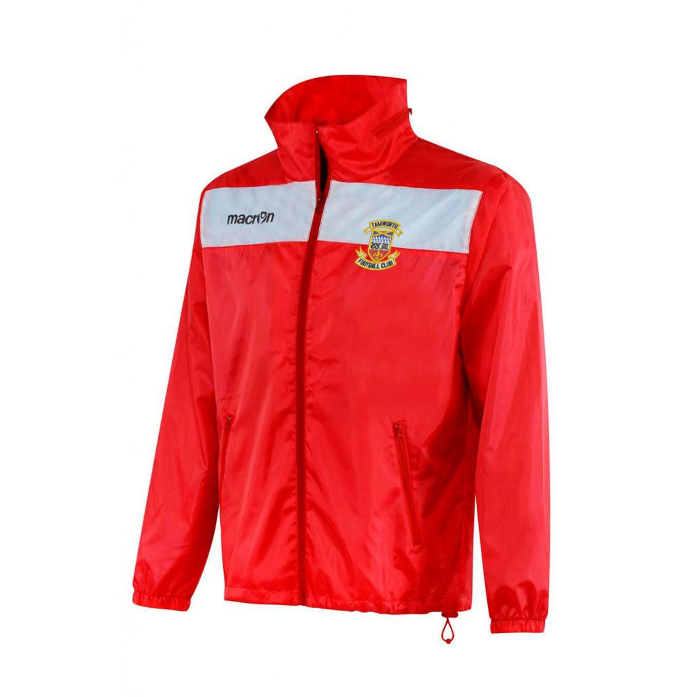 Tamworth FC - Nassau Jacket (Red)