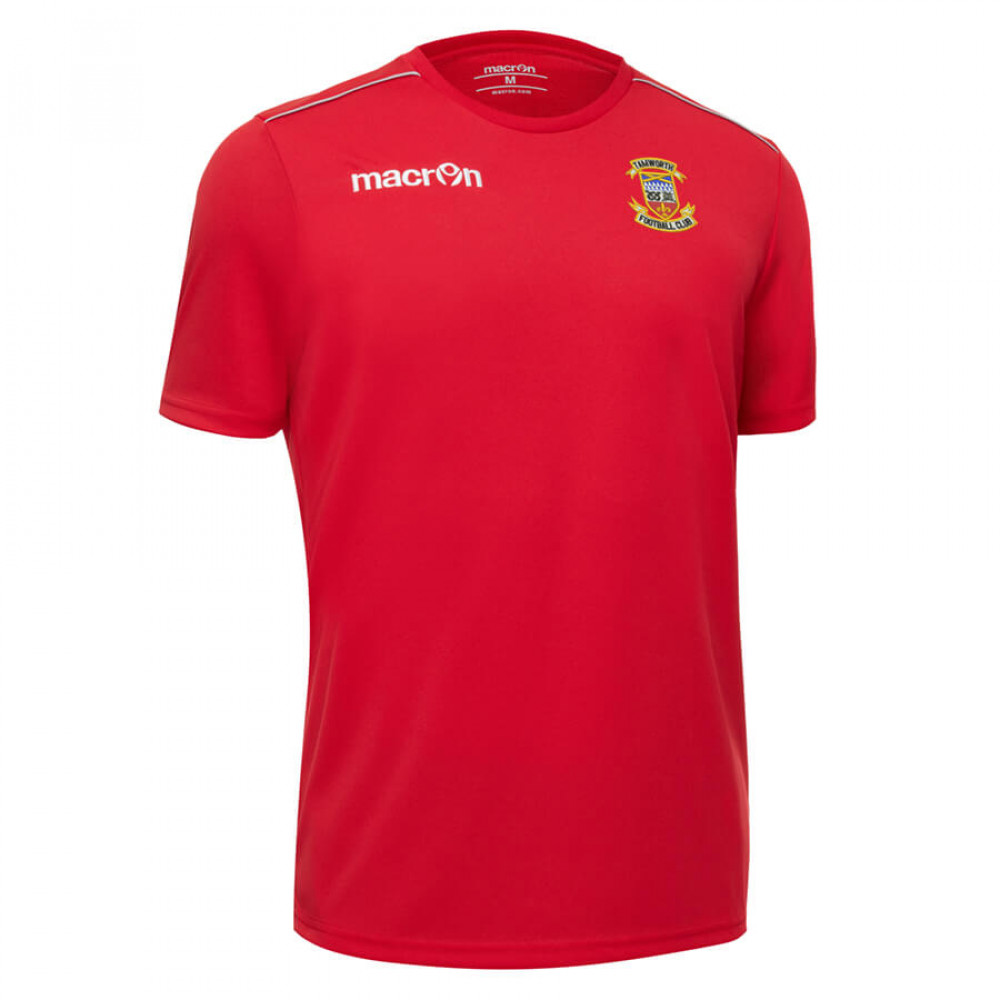 Tamworth FC - Rigel Shirt (Red)