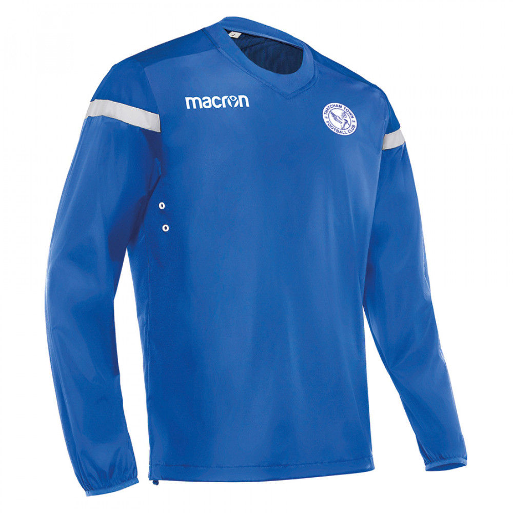 Thatcham Town FC - Zurich Jacket (Royal Blue) Kids