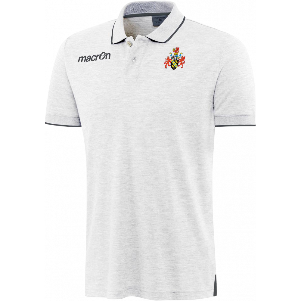 UWTSD - Zouk Polo (White)
