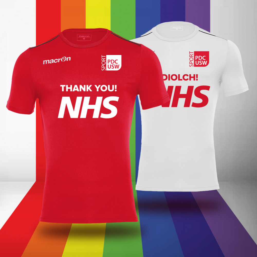 PDC USW Sport - NHS Support Shirt