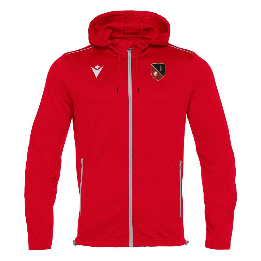 Wattstown RFC - Freyr Hoody (Red)