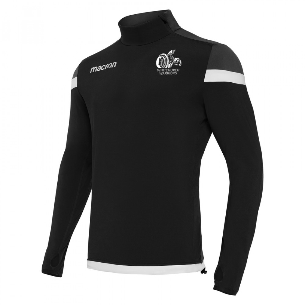 Whitchurch Womens RFC - Tigris Top (Black) Kids