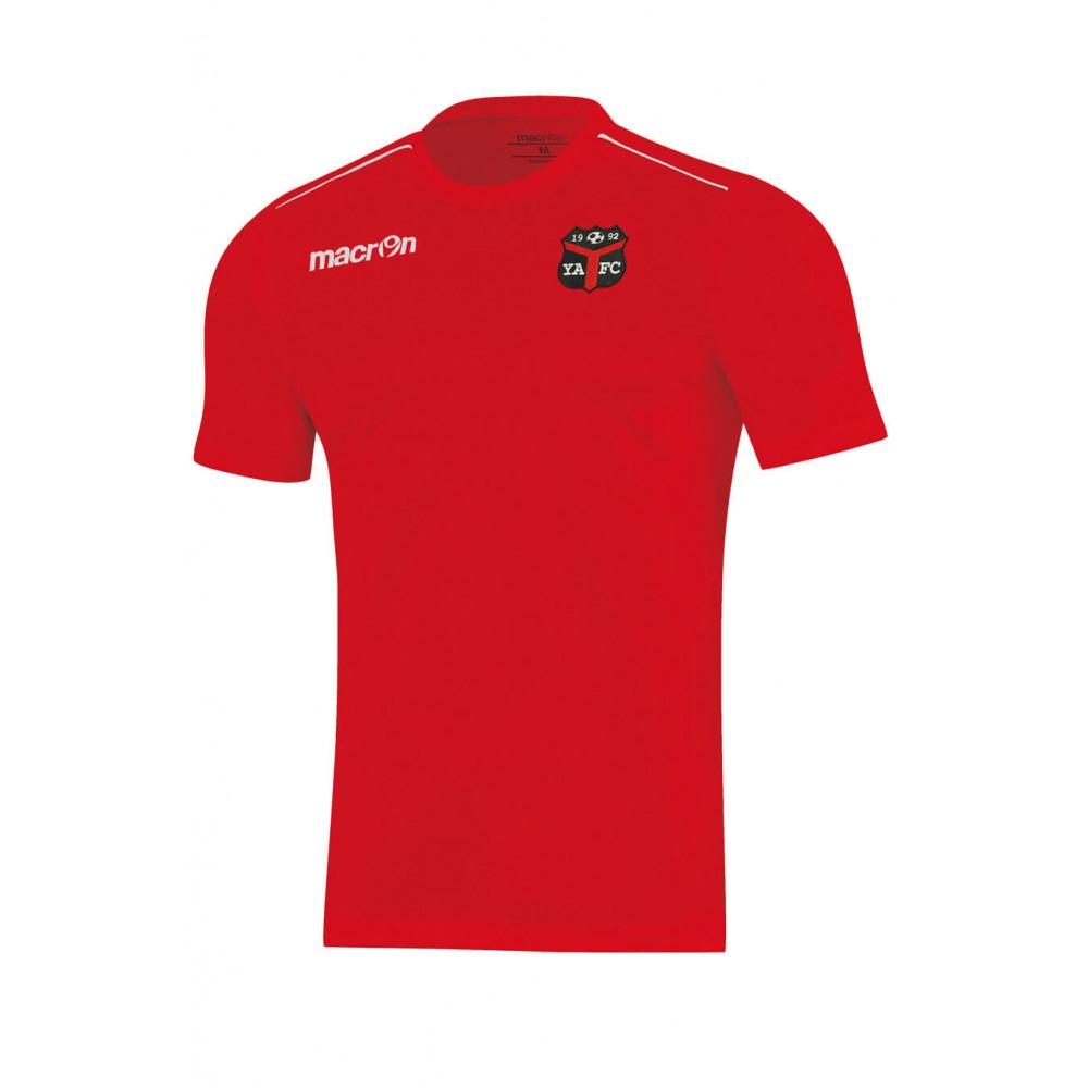 Ynyshir Albion FC - Rigel (Red)