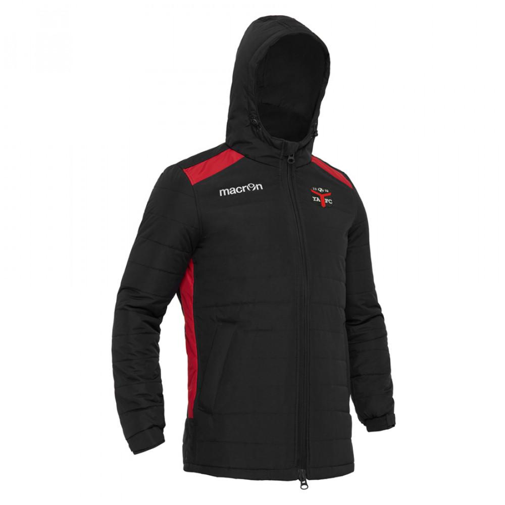 Ynyshir Albion FC - Talnach (Black / Red)