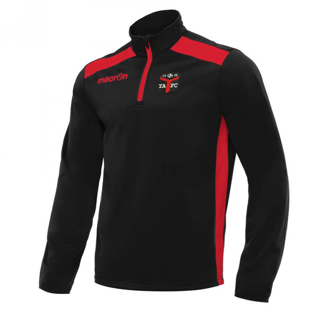 Ynyshir Albion FC - Tarim (Black / Red)